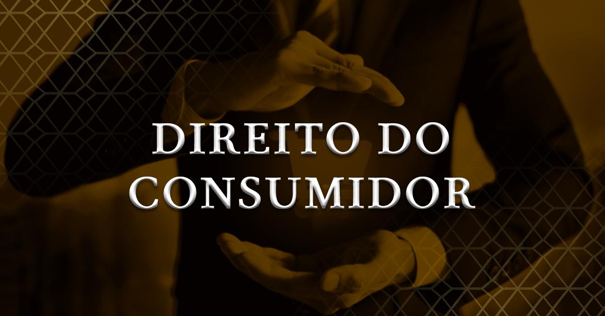 Direito do consumidor - Online
